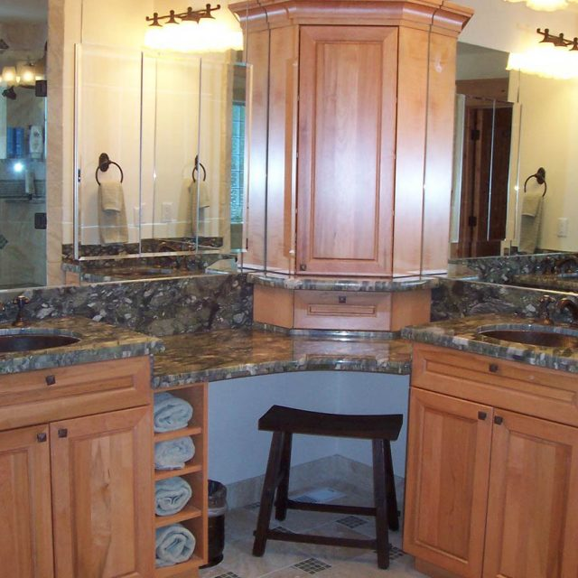 photo of two sinks